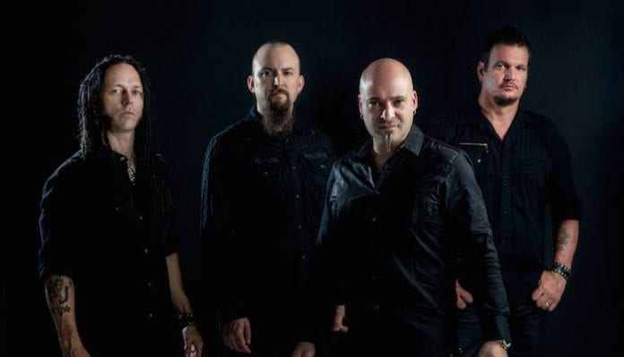 Disturbed header photo