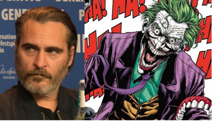 Here's Your First Look at Joaquin Phoenix as the Joker