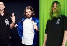 3OH!3 and Lil Aaron
