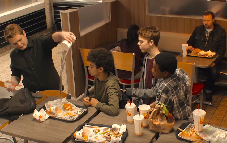 Burger King shares a powerful ad about bullying—watch - Alternative