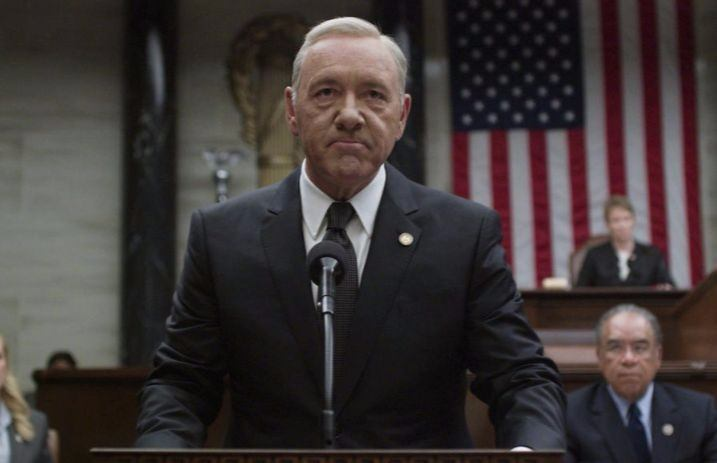 Kevin Spacey Accused Of Sexual Harassment By House Of Cards Crew