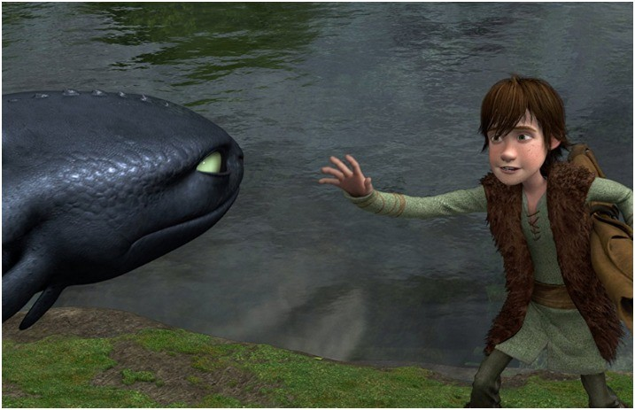 how to train your dragon dragon names