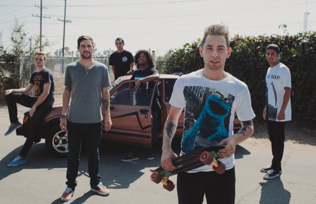 """Issues stream new song, """"Late"""" - Alternative Press"""