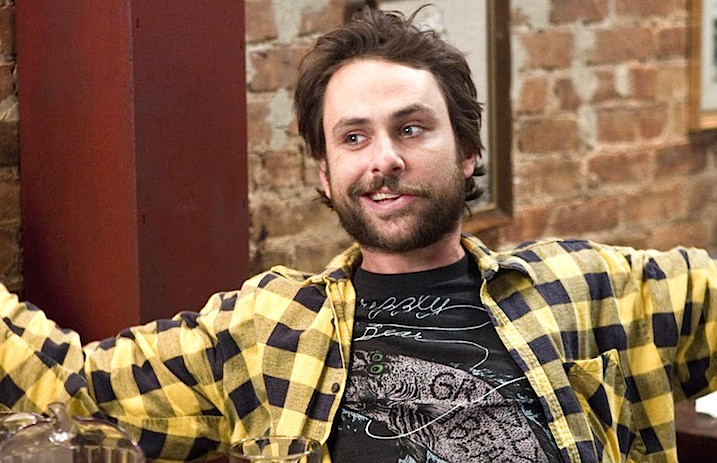 Charlie wore the same shoes for the entirety of 'It's Always Sunny' - Alternative Press