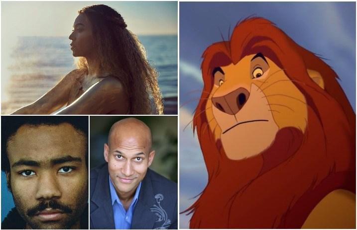 Disney Announces Beyoncé Seth Rogen More For Live Action