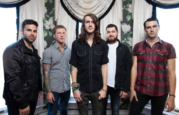 """Mayday Parade release """"Hold Onto Me"""" music video - Alternative Press"""