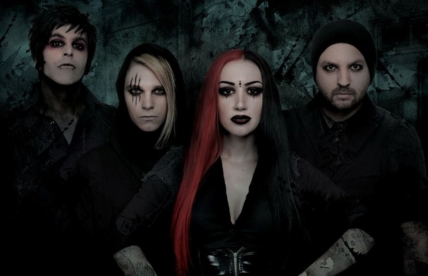 """New Years Day release """"Defame Me"""" video - Alternative Press"""