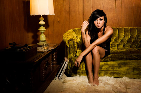 Lights offers free acoustic download - Alternative Press
