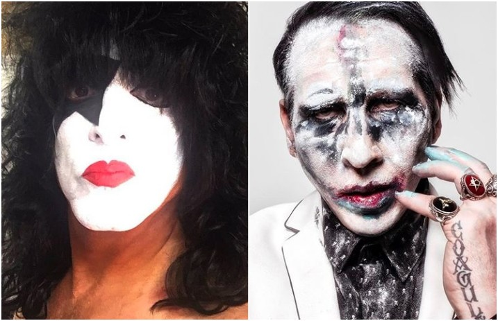 kiss paul stanley calls marilyn manson pathetic over charles
