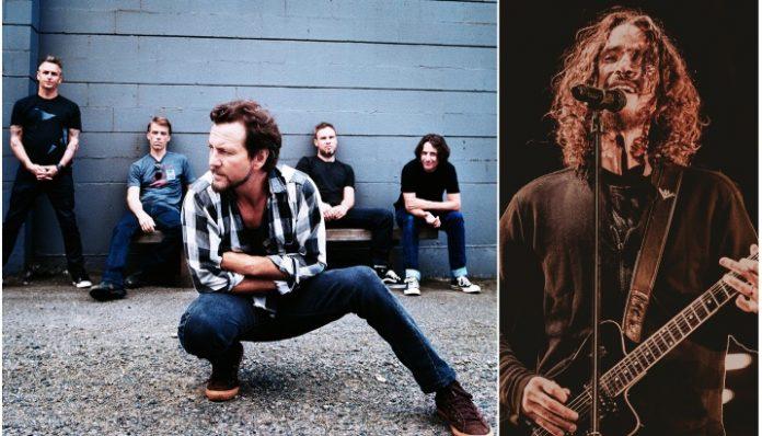 Pearl Jam, Chris Cornell