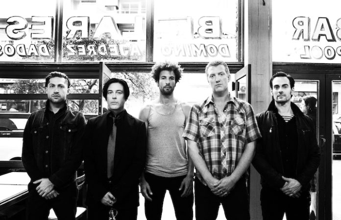 Queens Of The Stone Age unreleased songs were accidentally