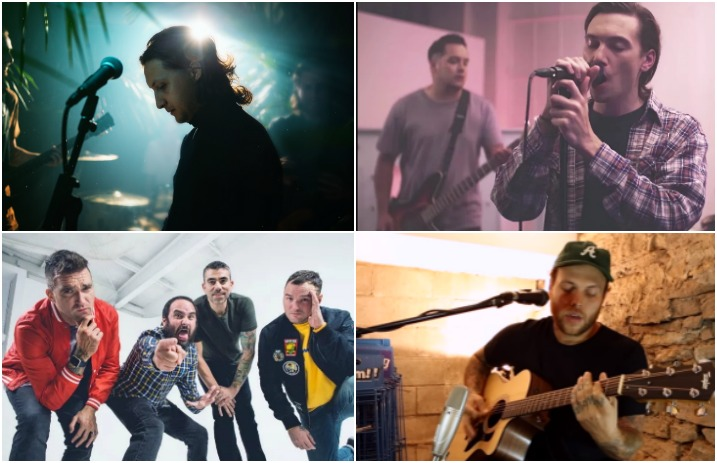 Stick To Your Guns give acoustic performance and other news