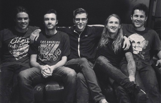 saosin played their first reunion show with singer anthony green last night may 16 in philadelphia pennsylvania the show marks the bands first - Mookies Last Christmas
