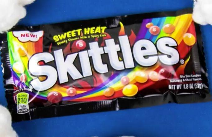 skittles announce new sweet heat spicy flavors alternative press
