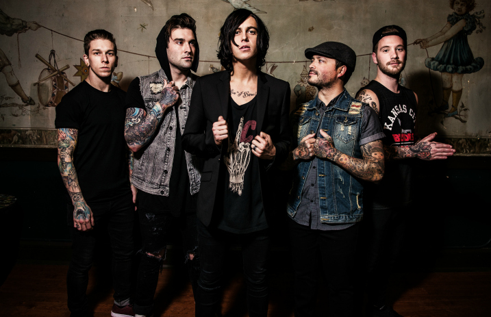 """Sleeping With Sirens debut mighty new single """"Legends"""" from forthcoming album, 'Gossip'"""