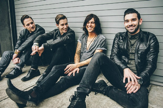 "Sleeping With Sirens release new song, ""Kick Me"""