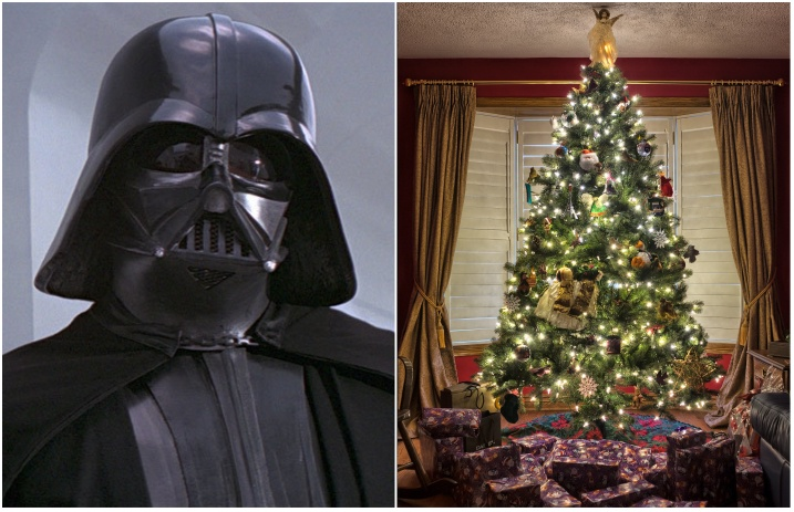 this star wars christmas light show will make you feel the forcewatch - How To Make A Christmas Light Show