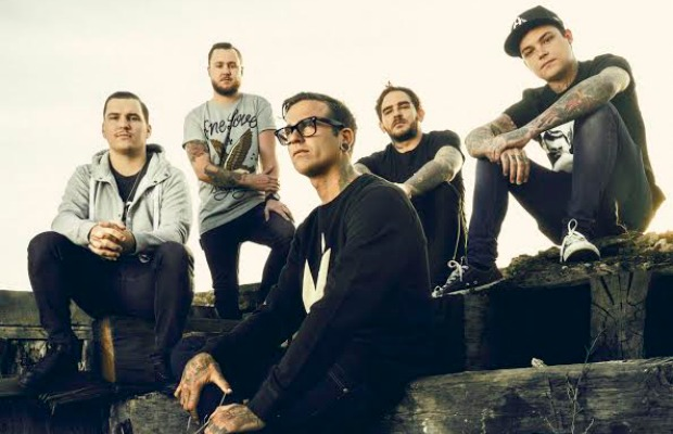 "The Amity Affliction release music video for ""The Weigh Down"" - Alternative Press"