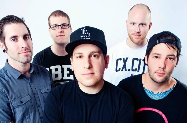 The Ghost Inside prepare to record new album - Alternative Press