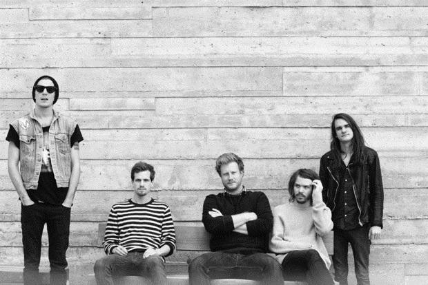 "The Maine post ""Visions"" lyric video - Alternative Press"