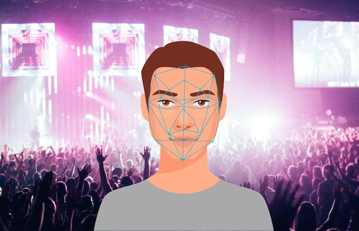 Facial recognition technology banned by over 40 music festivals