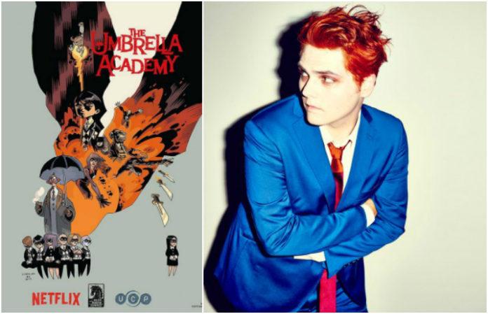 Gerard Way's Umbrella Academy
