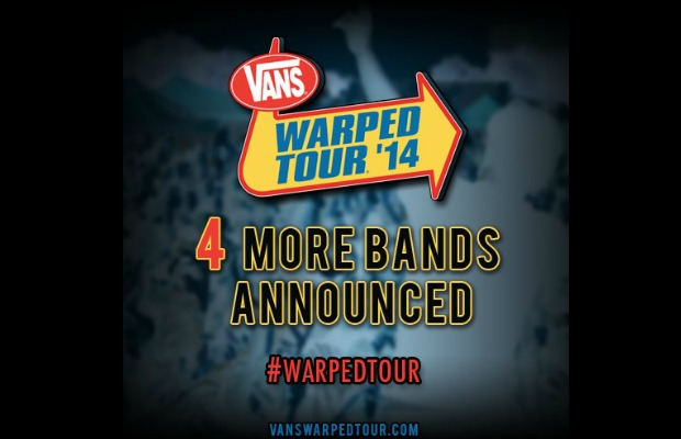 Parkway Drive, Vanna, We The Kings, more announced for Warped Tour 2014 - Alternative Press