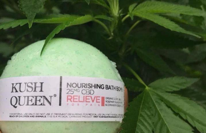 Weed Bath Bombs Are Here To Make Bath Time Extra Relaxing