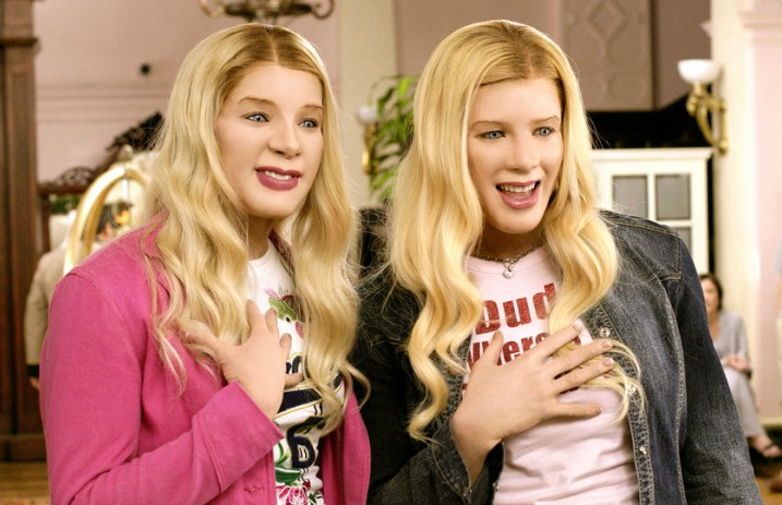White chicks 2