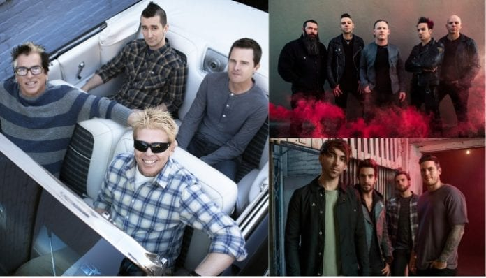 The Offspring, Stone Sour, All Time Low