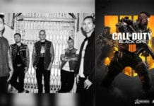 Avenged Sevenfold and 'Black Ops 4' video game