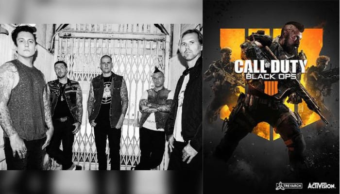 Avenged Sevenfold low-key tease their 'Call Of Duty: Black
