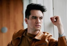 Brendon Urie of Panic! At The Disco, notes for notes studio, boys and girls club