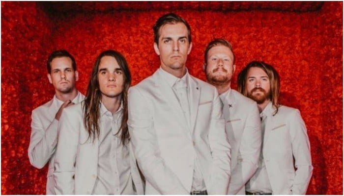 The Maine add another band to 8123 Fest