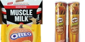 14 bizarre pumpkin spice flavored things you probably didn't know existed