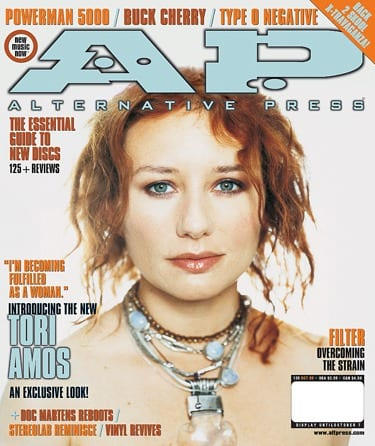 Tori Amos, Issue #135, October 1999