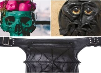 10 things you need to check out if you are goth and on the go