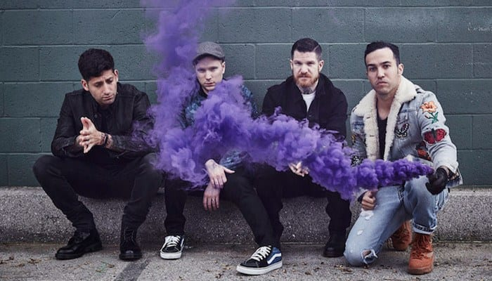 Fall Out Boy unveil cryptic teaser, spark collab theory