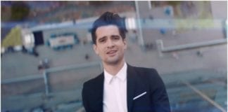 panic! at the disco high hopes, dancing on ice