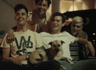 DREAMERS party with Papa Roach and more in new video—watch