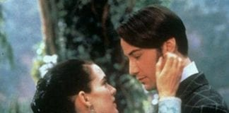 Winona Ryder, Keanu Reeves might have accidentally gotten married during 'Dracula'