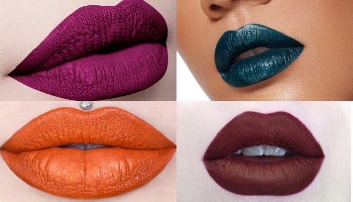 Find out which fall lip color your should wear based on your zodiac sign