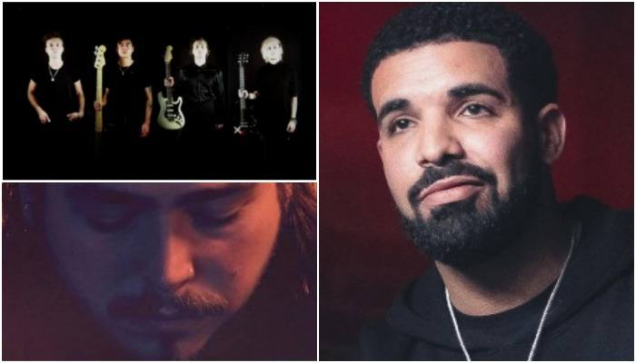 Drake is your favorite artist on Spotify this year