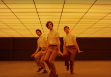 Watch indie newcomers half•alive nail this incredible choreography in one take
