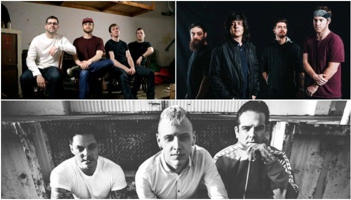 Sharp/Shock announce tour with Alkaline Trio and other news you might have missed today