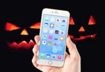 Siri iPhone Halloween