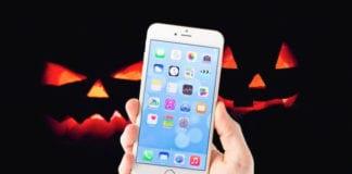 Siri iPhone Halloween