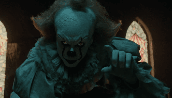 the first look at pennywise in it chapter two is as terrifying as