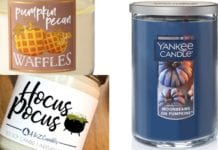20 fall candles you need to add to your collection immediately
