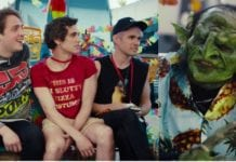 Waterparks and John Goblikon at Warped Tour 2018